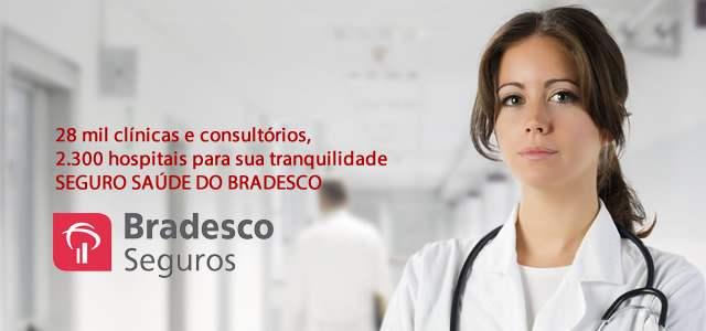 Foto mostrando as vantagens do seguro saúde Bradesco