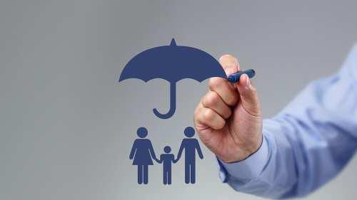 imagem mostrando dependentes protegidos simbolizando a cláusula de remissão nos planos de saúde